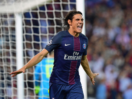 Sanchez macht es Cavani vor: Remis in Paris