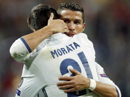 Finale furioso! Morata köpft Real zum Sieg