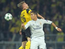 Schürrles Knaller rettet Dortmund einen Punkt