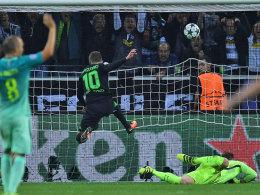 2:1! Piqué und Arda Turan drehen den Spieß um