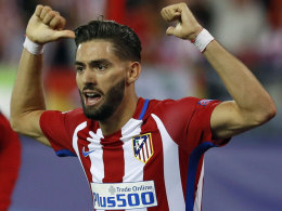 Ferreira-Carrasco schießt Atletico zum Sieg