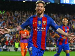 Dreifacher Messi vermiest Guardiolas Rückkehr