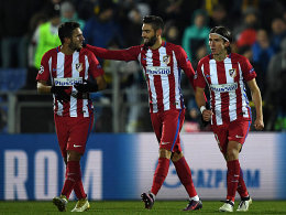 Ferreira-Carrasco rettet Atleticos Serie