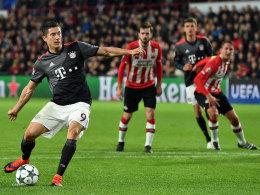 Bayern lösen das Ticket - dank Lewandowski