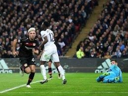 Kampl lässt Bayer in Wembley triumphieren