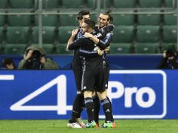 3:3! Legia trotzt Real einen Punkt ab
