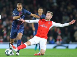 2:2! Paris gewinnt direkten Vergleich mit Arsenal