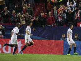 Vardy dämpft die Freude in Sevilla