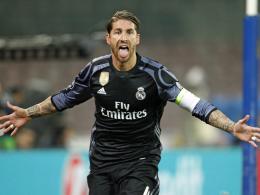 Kapitän Ramos beruhigt Reals Nerven