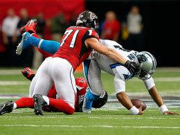 Serie gerissen! Panthers verlieren in Atlanta