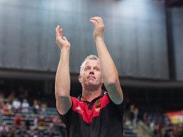 DVV-Trainer Vital Heynen