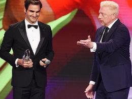 Tennis rockt: Federer und Williams räumen ab