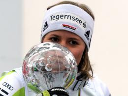 Viktoria Rebensburg will die Führung in der Riesenslalom-Wertung zurückerobern und ihren Titel verteidigen.