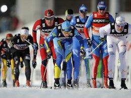 Staffelrennen Langlauf