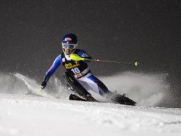 Die 17-jährige Mikaela Shiffrin feierte den ersten Weltcup-Sieg - Erste im Slalom von Are.