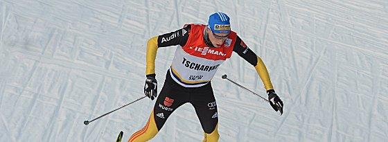Musste seinen Start bei der Tour de Ski absagen: Tim Tscharnke.
