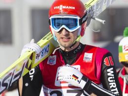 Rang fünf am Tag nach seinem Sieg: Kombinierer Björn Kircheisen.
