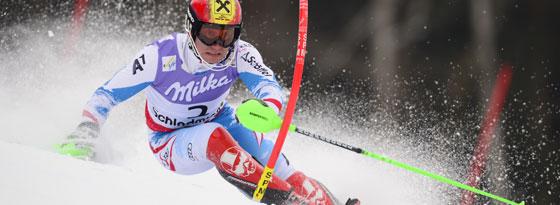Marcel Hirscher holte das einzige Einzelgold für Österreich bei der Ski-WM.