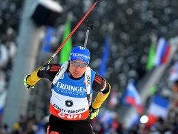 Unnötige fünf Strafrunden: Andreas Birnbacher.