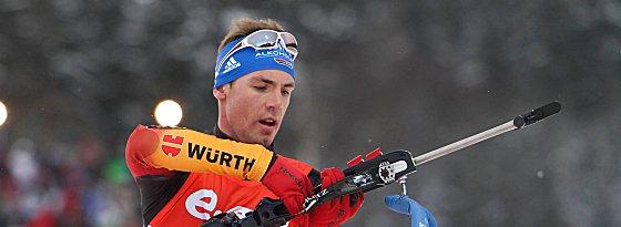 Geht als dreimaliger Weltcup-Sieger in dieser Saison in die WM: Simon Schempp.