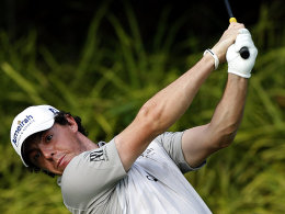Sieger der Europa-Tour 2012: Rory McIlroy.