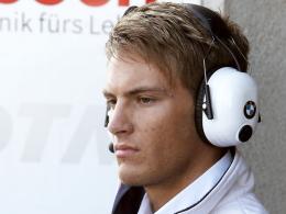 Neueinsteiger in der DTM: Marco Wittmann erhält ein BMW-Cockpit.