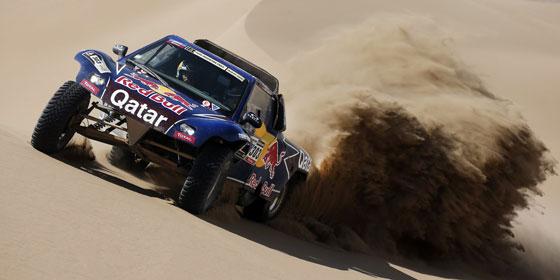 Carlos Sainz und Timo Gottschalk sind bei der Dakar ausgeschieden.
