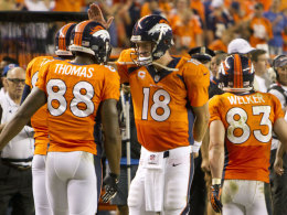 Thomas, Manning und Welker