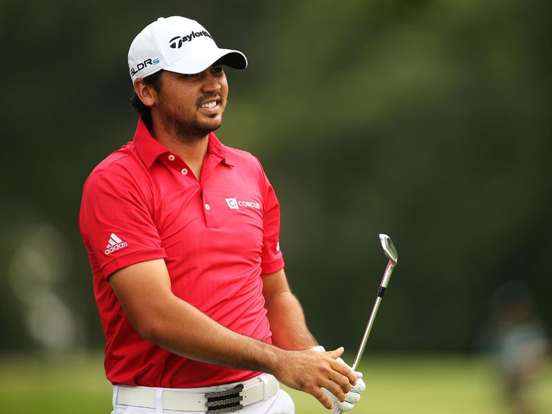 Hat gute Chancen auf den Sieg beim ersten Golfturnier der Playoff-Serie um  den FedExCup  Jason Day. 432d6789571