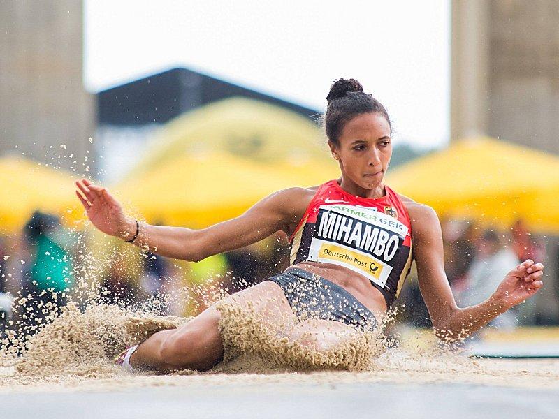 Malaika Mihambo Mihambo ist SportStipendiat des Jahres Mehr Sport