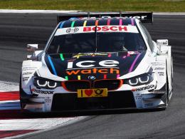 Führt er BMW zum gewinn der Markenwertung? DTM-Champion Marco Wittmann.