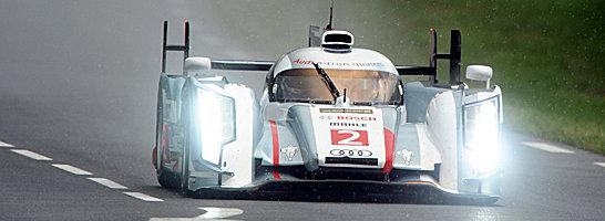 Der neunte Streich: Rekordgewinner Tom Kristensen siegt auch 2013 in Le Mans.