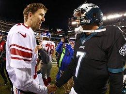 Manning und die Giants bauen erschreckend ab