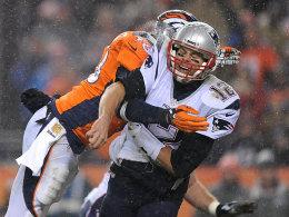 Erste Pleite f�r Brady und die Patriots - Schock f�r Seattle