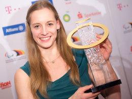 Monoskifahrerin Anna Schaffelhuber wurde als Behindertensportlerin des Jahres ausgezeichnet.