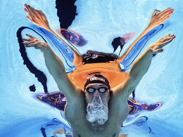 Bereit f�r die olympischen Spiele: Marko Koch.