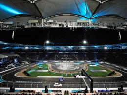 36.000 Zuschauern in der Mercedes-Benz Arena.