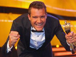 Sportler des Jahres bei den Herren: Triathlet Jan Frodeno.