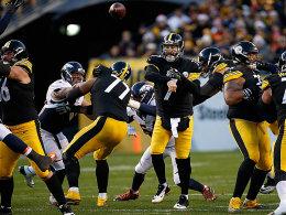 Steelers �berfahren Broncos - Glanzlicht Wilson