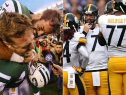 New York Jets oder Pittsburgh Steelers? Es kann nur einen Sieger geben!