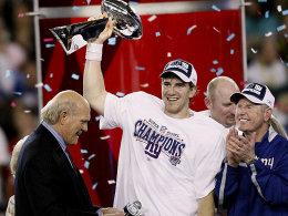 Eine �ra endet: Coughlin verl�sst die New York Giants