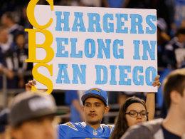 Chargers, Raiders und Rams beantragen Umzug nach L.A.