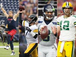 Ein Spiel, nur ein Sieger: Die Play-offs der NFL stehen an