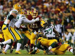 Packers �berzeugen nach schl�frigem Auftakt