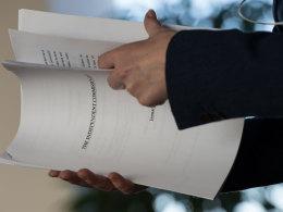 Der Ermittlungsbericht der Welt-Anti-Doping-Agentur