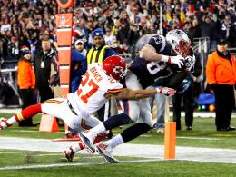 Patriots stoppen Chiefs - Spektakul�rer Arizona-Sieg