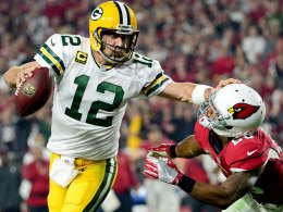 Packers-Star Rodgers musste unters Messer