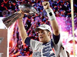 Die Liste der Super-Bowl-Sieger