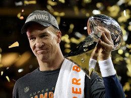 Broncos-Defense zu hart f�r Newton: Denver triumphiert