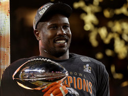 Franchise Tag: Denver bindet MVP Von Miller